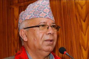 निस्वार्थ भावका साथ नयाँ पार्टीले काम गर्छ : एकीकृत समाजवादी अध्यक्ष नेपाल