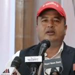 एमाले फुटाउन अध्यादेश ल्याए देशभरि आगो बाल्छौंः नेता महेश बस्नेत
