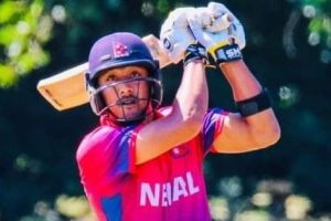 पारस खड्काद्वारा अन्तर्राष्ट्रिय क्रिकेटबाट सन्यासको घोषणा