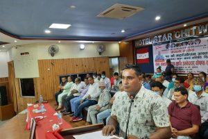 नेपाली कांग्रेस रत्ननगर सभापतिमा युवा नेता प्रल्हाद सापकोटाको उम्मेदवारी घोषणा, एकैपटक २ पद नलिने प्रतिवद्धता