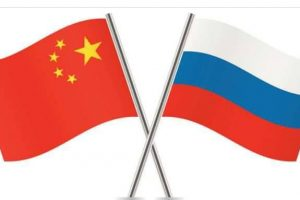 चीन र रुसका विदेशमन्त्रीबीच भेटवार्ता