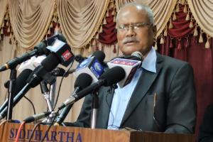 बालुवाटारको जग्गामा ममाथि राजनीतिक प्रतिशोध साँधियोः उपसभापति गच्छदार