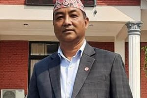 नेपाली कांग्रेस खैरहनीको नगर सभापतिमा गुणराज श्रेष्ठ विजयी
