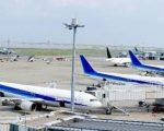 आँधीका कारण जापानका ४९ उडान रद्ध