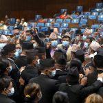 प्रमुख प्रतिपक्षी दल नेकपा एमालेद्वारा संसद्मा अवरोध कायमै
