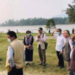 एमाले १०औँ महाधिवेशन: नारायणी किनारमा उद्घाटन, सौराहामा बन्द सत्र