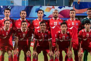 इतिहास रच्दै नेपाल पहिलो पटक साफ च्याम्पियनशिपकाे फाइनलमा